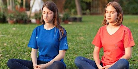 Atelier découverte de relaxation-méditation billets
