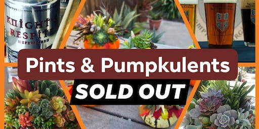 Pints & Pumpkulents - SOLD OUT