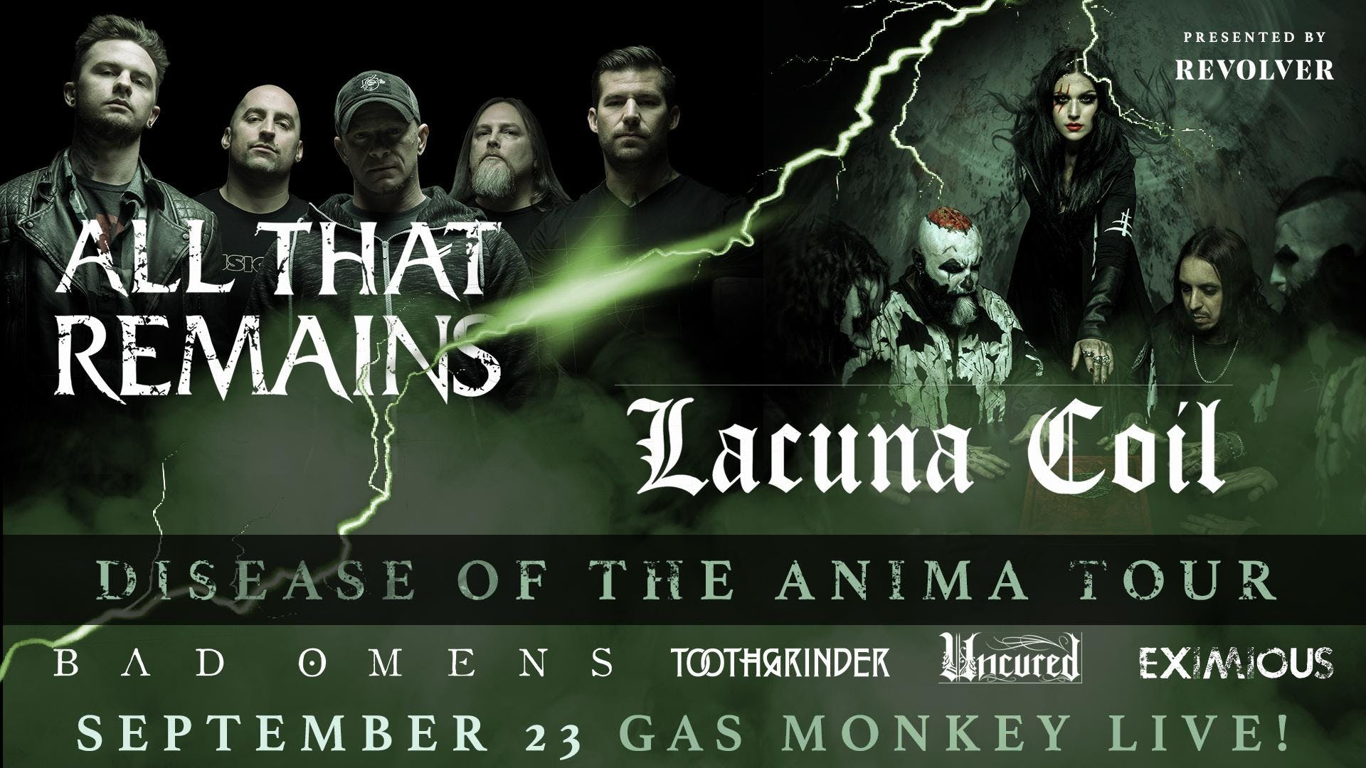 Upcoming Concerts | Gas Monkey Dallas