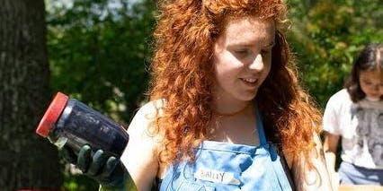 Natural Indigo Dye Workshop with Bailey Knight