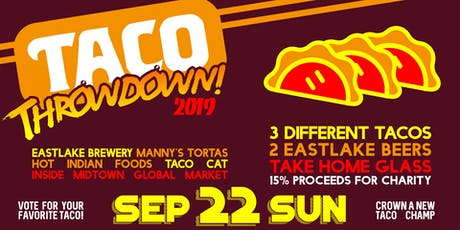 Taco Throwdown 2019 tickets