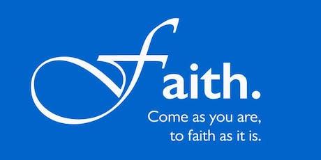 Faith. SD - Session 3 tickets