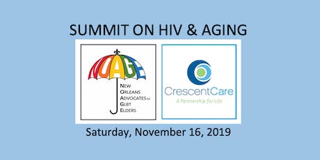 Summit on HIV & Aging tickets