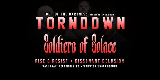 TORNDOWN 'Out Of The Darkness' Album Release Show
