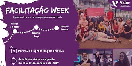 Facilitação Week ingressos