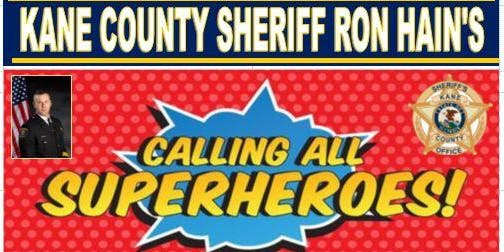 Kane County Sheriff Ron Hain's Volunteer Appreciation Dinner