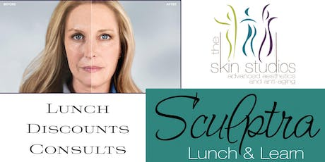 Sculptra Lunch & Learn! tickets