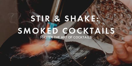 Stir & Shake: Chapter Three tickets