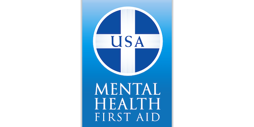 Adult Mental Health First Aid (One Day Training)