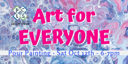 Art for Everyone: Pour Painting