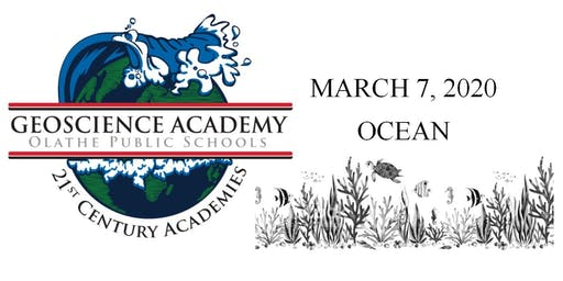Olathe Geoscience Kids Day Out: Ocean