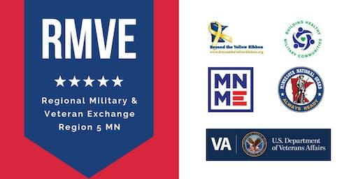 Regional Military and Veteran Exchange - Region 5 MN