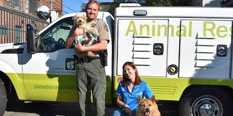 Animal Adventurers Workshop: Careers in Dog Care (Kids 8-12) tickets