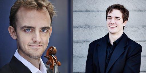 Music at Evergreen: Benjamin Baker and Daniel Lebhardt