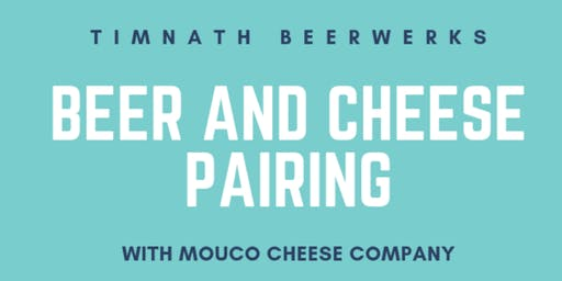Cheese and Beer Workshop 9/17