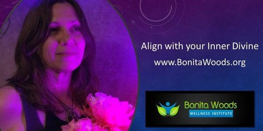 Align with Your Inner Divine (with Bonita Woods)