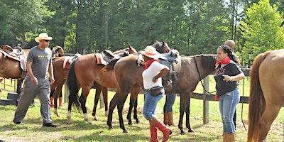 GROUP HORSEBACK TRAIL RIDE