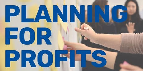 Planning for Profits tickets