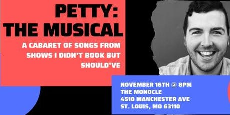 Petty: The Musical tickets