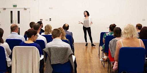 Didcot Speakers - Toastmasters - New Club Meeting