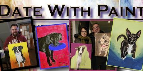 Paint Your Pet's Portrait  tickets