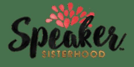 Speaker Sisterhood Boston Chapter tickets