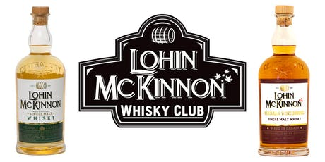 Sneak Peek Lohin McKinnon Niagara Wine Barrel Whisky Tasting tickets