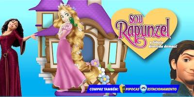 Desconto: Sou Rapunzel, no Teatro BTC