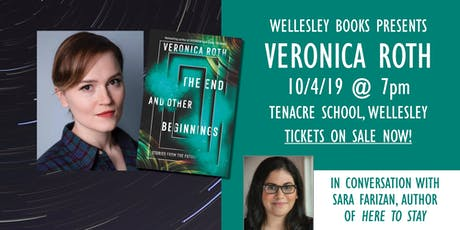 """Veronica Roth presents """"The End and Other Beginnings"""" tickets"""