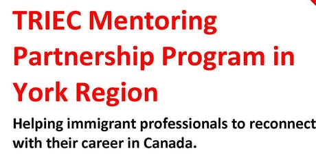 Reconnect with your Profession in Canada tickets