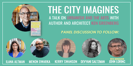 The City Imagines Keynote with Ken Greenberg tickets