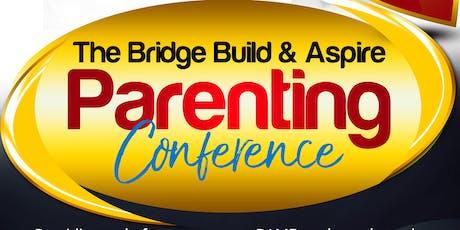 Bridge Build Aspire's BAME Parenting Conference tickets