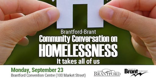 Brantford-Brant Community Conversation on Homelessness