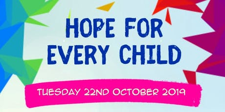 Hope For Every Child tickets
