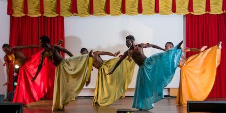 HaitiDansCo Community Dance Workshops & FABA Party tickets
