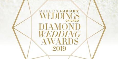 Modern Luxury Weddings Diamond Wedding Awards tickets