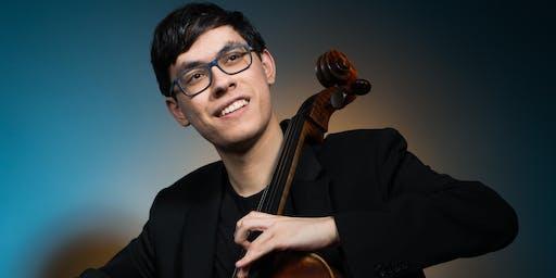 Music at Evegreen: Zlatomir Fung