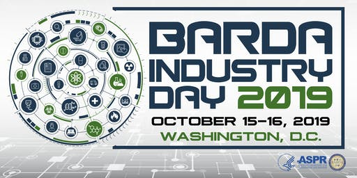 "BARDA Industry Day: ""Catalyze Health Security"" — Attend via Livestream at M2D2!"