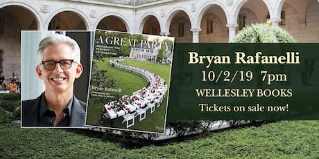 """Bryan Rafanelli presents """"A Great Party"""" tickets"""