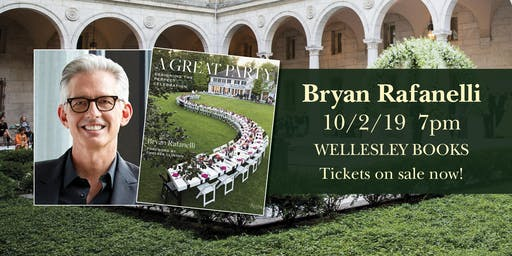 """Bryan Rafanelli presents """"A Great Party"""""""
