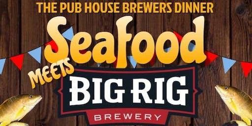 Seafood Meets Big Rig ( Brewers Dinner)