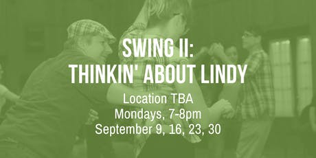 Swing II: Thinkin' About Lindy tickets