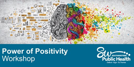 Power of Positivity - A SWPH Professional Development Session