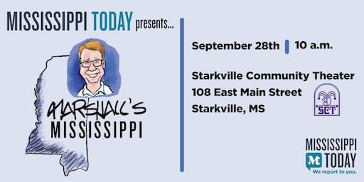 Marshall's Mississippi: Starkville