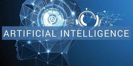 AI Revolution 2019: AI in Insurance tickets