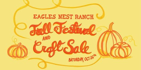 2019 ENR Fall Festival & Craft Sale tickets