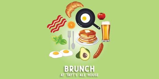 Sunday Brunch at Taft's Ale House