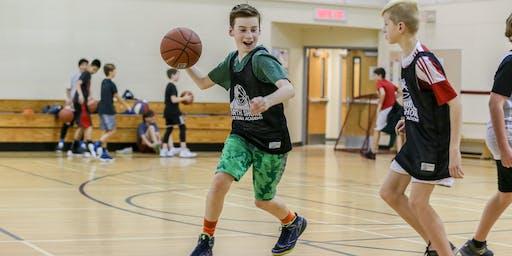 Basketball Skills Academy @ Canyon Heights (Gr.4-7)