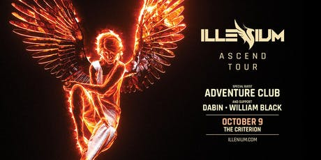 Illenium: The Ascend Tour tickets