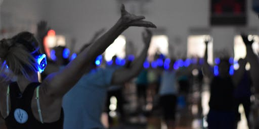 CITY GLOW YOGA™ - Grosse Pointe - Free Silent Disco Yoga